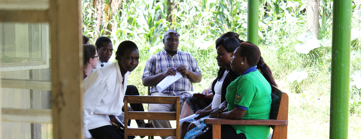 Knowledge for Change aims to improve healthcare in Uganda
